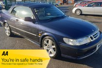 Saab 9-3 S T ECO - FULL MOT - 16x SERVICE STAMPS - ONLY 52,000 MILES