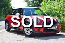MINI Cooper 1.6 COOPER AUTOMATIC **SOLD**