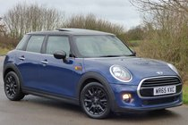 MINI Cooper D COOPER D [SUNROOF+SAT NAV+LEATHER]