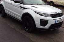 Land Rover Range Rover Evoque Td4 180hp SE 9Sp Auto 4WD