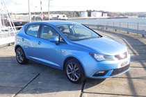 SEAT Ibiza TSI I-TECH #FINANCEAVAILABLE