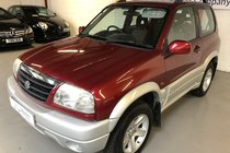 Suzuki Grand Vitara 1.6i 16v SE Estate
