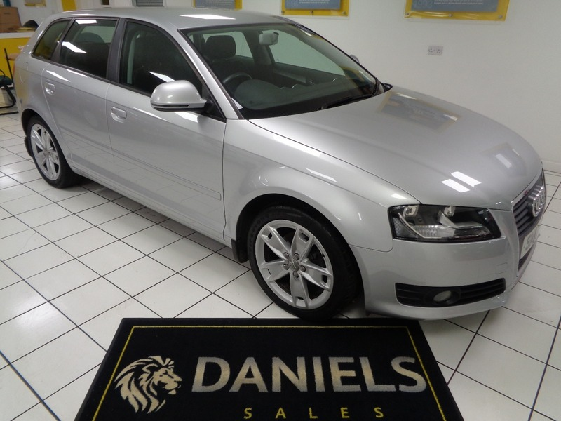 audi a3 1.4 tfsi sport sportback 5dr *sorry this car is now sold