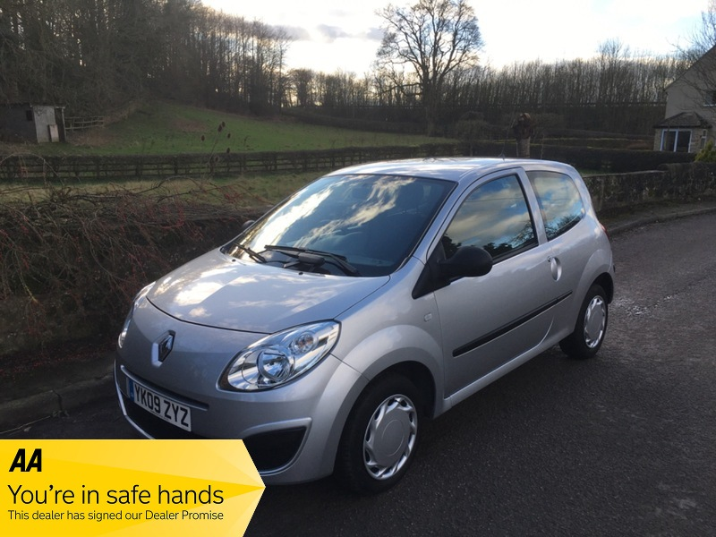 Renault Twingo Freeway Moore Cars