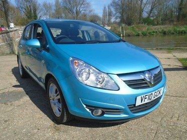 Vauxhall Corsa 1.4 SE 100PS