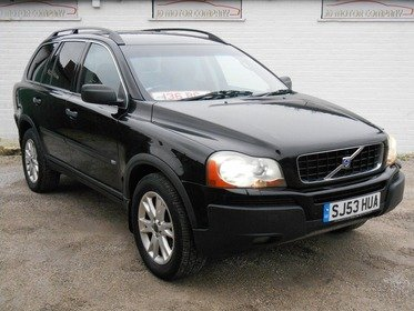 Volvo XC90 2.4 TD D5 SE Geartronic 5dr FULL HISTORY , GREAT CONDITION