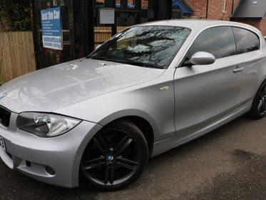 BMW 1 SERIES 123d M Sport