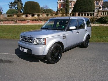 Land Rover Discovery 3.0 TDV6 GS 7 SEAT 4X4 AUTO DISCOVERY 4