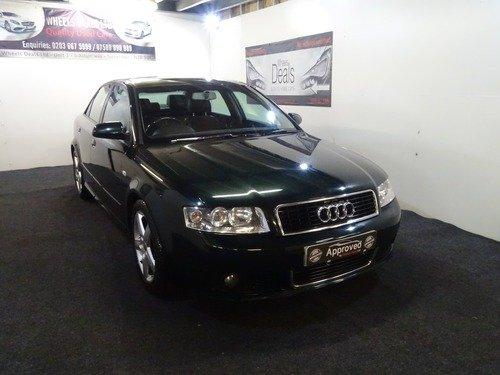 Audi A4 2.0 SPORT FSI