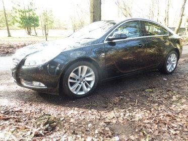Vauxhall Insignia 2.0 CDTi SRi 130PS