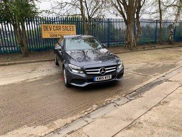 Mercedes C Class 2.0 C200 SE (Executive) 7G-Tronic Plus 4dr