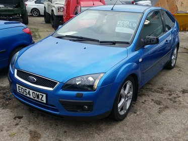 Ford Focus 1.6 Ti-VCT Zetec + Heated Leather & Climate Control