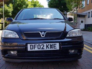 Vauxhall Astra 1.6I 16V SXI