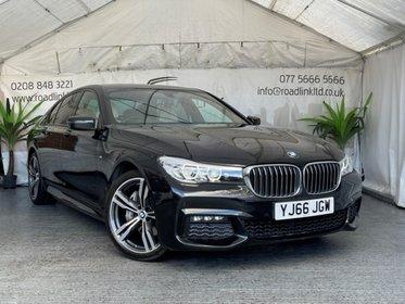 BMW 7 SERIES 730d M SPORT