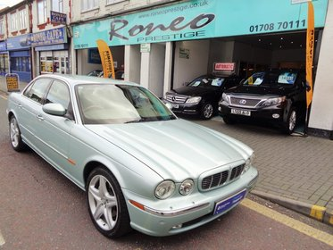 Jaguar XJ V6 SOVEREIGN - STUNNING ONLY 54K, FULL SERVICE HISTORY