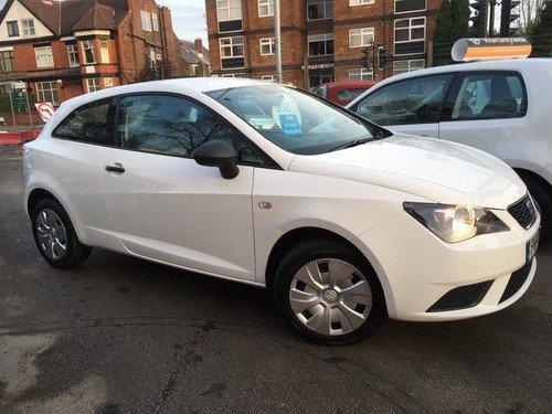 SEAT Ibiza 1.2 TDI CR S A/C SC 75PS