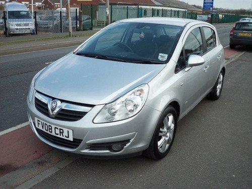 Vauxhall Corsa 1.3CDTI 16V DESIGN A/C  90PS