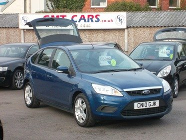 Ford Focus 1.6 TDCI 90 78,000 MILES SERVICE HISTORY