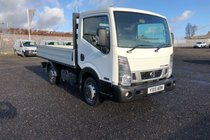 Nissan Cabstar DCI 34.12 DROPSIDE