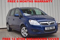 Vauxhall Zafira 1.6 16V  ENERGY 115PS