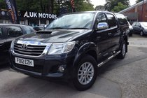 Toyota Hi Lux INVINCIBLE 4X4 D-4D DCB (MAY 2012) (KENYA EXPORT READY!!)