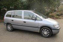 Vauxhall Zafira LIFE 16V