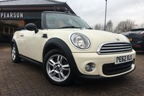 MINI One One Convertible