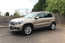 Volkswagen Tiguan 2.0 TDI BlueMotion Tech Match Station Wagon DSG 4WD 5dr