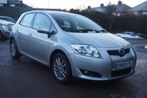 Toyota Auris 1.33 VVT-i TR LOW MILES 99% FINANCE APPROVAL !