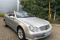Mercedes CLK CLK200K ELEGANCE
