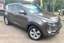 Kia Sportage CRDI KX-2 MANUAL + OPENING PAN ROOF +++