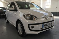 Volkswagen Up HIGH UP AUTOMATIC ONLY 7350 MILES!!