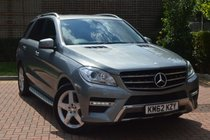 Mercedes M Class ML250 BLUETEC SPORT