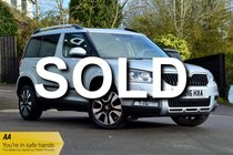 Skoda Yeti OUTDOOR LAURIN AND KLEMENT 2.0 TDI DSG SCR **SOLD**