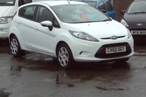 Ford Fiesta 1.25 EDGE 68,000 MILES LOW INSURANCE GROUP IDEAL FIRST CAR