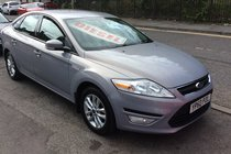 Ford Mondeo ZETEC TDCI BUY NO DEPOSIT & £22 A WEEK T&C APPLY