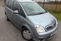 Vauxhall Meriva CLUB 16V TWINPORT