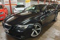 BMW 6 SERIES 635d SPORT