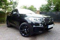 BMW X6 3.0 XDRIVE40d M SPORT