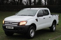 Ford Ranger XL 4X4 DCB TDCI - LOW MILES - FULL SERVICE HISTORY