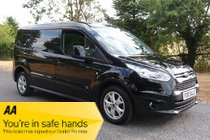 Ford Connect 240 LIMITED P/V L2 1.5TDCI (2016/66) LIMITED