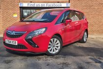 Vauxhall Zafira TECH LINE CDTI  -BUY ZERO DEPOSIT & ONLY £43 A WEEK T&C APPLY