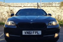 BMW 5 SERIES 520d Service History*Long Mot