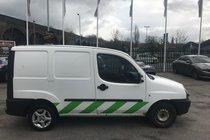 Fiat Doblo 1.9D 12 MONTHS MOT