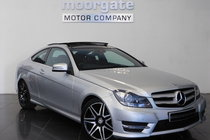 Mercedes C Class C 220 CDI BlueEFFICIENCY