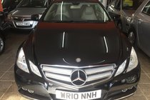 Mercedes E Class E250 CDI BLUEEFFICIENCY SE