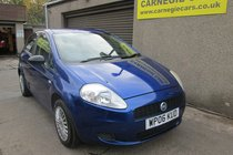 Fiat Grande Punto ACTIVE - 75739 MILES, MOT, SERVICED, WARRANTY, AA COVER