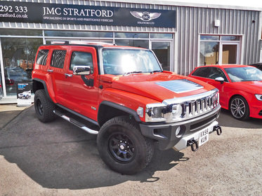 Hummer H3 3.7 Luxury Rare Right Hand Drive!! - Quick And Easy Finance 6.9% APR Representative