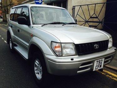 Toyota Land Cruiser GX 3.0 TD