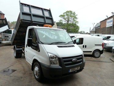 Ford Transit T330  115PS Tipper